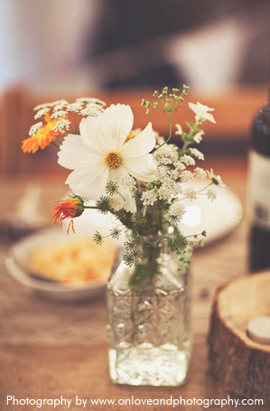 Watch the Flowers Grow Table Decoration 5